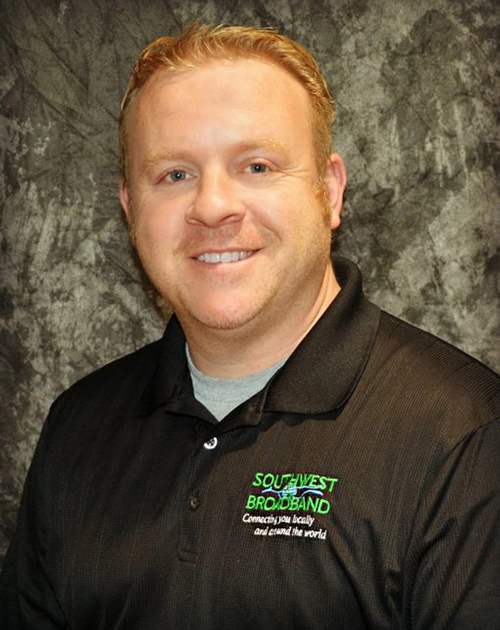southwest minnesota broadband services employee general manager travis thies