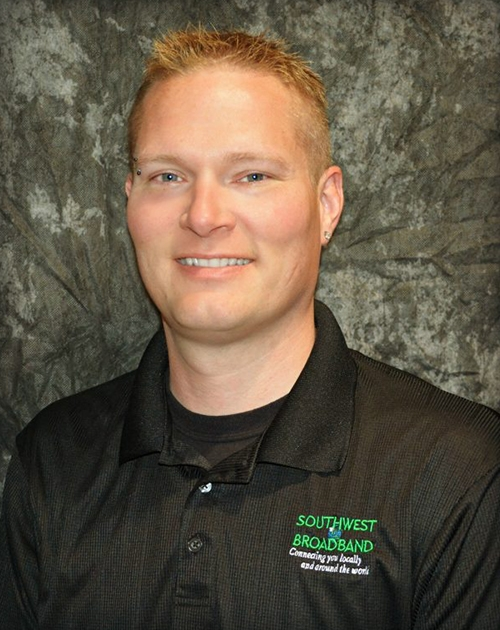 southwest minnesota broadband services employee technician troy schoewe