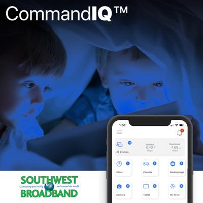 Southwest Broadband Command IQ App